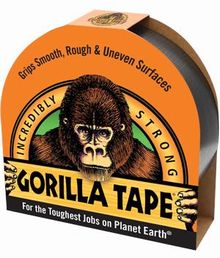 GORILLA TAPE - 48MM X 11 METRE   £4.99!