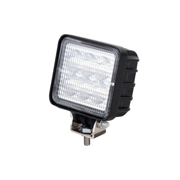 Durite 0-420-39 6 x 3W LED Square Reversing Flood Beam Work Lamp 18W 10-30V