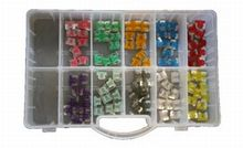 ASSORTED BOX OF MICRO BLADE FUSES 1×100