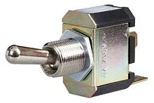 Toggle Switch, On/Off, Single Pole. IEM-060300/1.