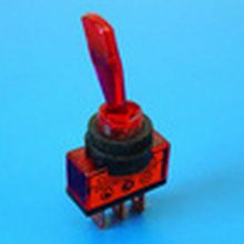 Toggle Switch On/Off - Coloured    Qty 1